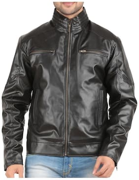 Cascara The Weekender Pro - Faux Leather Jacket