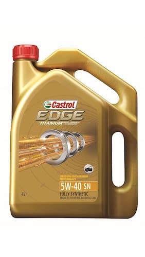buy castrol edge titanium 5w40 synthetic engine oil for. Black Bedroom Furniture Sets. Home Design Ideas
