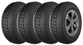 CEAT Milaze 4 Wheeler Tyre (145/80 R12, Tube Less) (Set of 4)