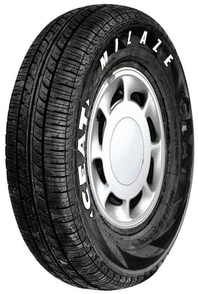CEAT Milaze 4 Wheeler Tyre (185/70 R14, Tube Less)