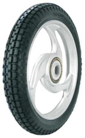 CEAT Vertigo Sport 2 Wheeler Tyre (100/90 R17, Tube Less)