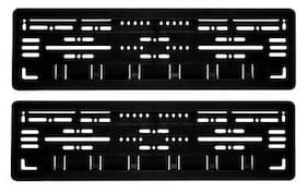 CEPAC High Security Number Plate Frame for All Cars