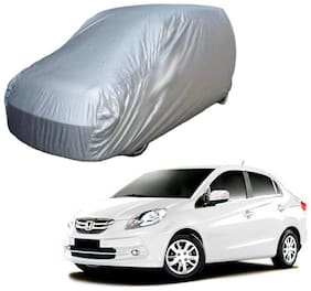 City zx silver car cover