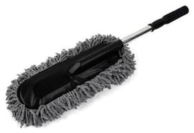 Cleaning Wash Brush Dusting Tool Large Microfiber Telescoping Duster(Car Duster )