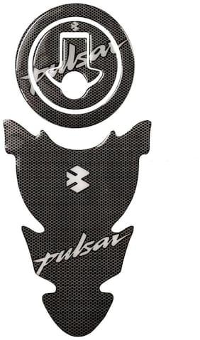 COMBO Bajaj Pulsar180/150 Customize Vinyl Tank Pad fuel cap Sticker