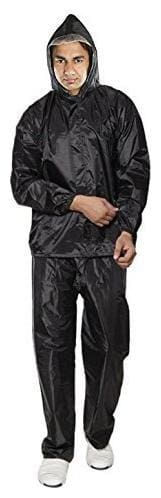 Complete Rain Suit With Carry Bag