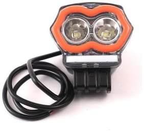 CorebikerZ LED Fog Lamp Unit for Universal For Car, Royal Enfield Tavera, i10 Active, Sonata Embera, Swift""