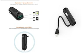 Cos theta car charger