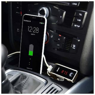 Cos theta Car G7 Turbo Car Mobile Charger