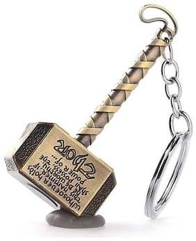 CP Bigbasket Stylish Thor Marvels Keyring Key Chain