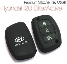 Cp Bigbasket Hyundai - Car Key Cover   Silicon