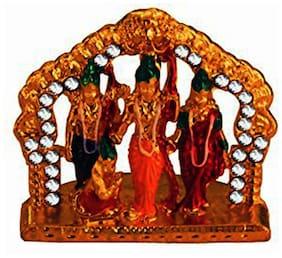 Dashboard Ram seeta and Laxman Idol