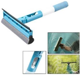 Delhi Traderss 3 In 1 Glass Cleaning Wiper