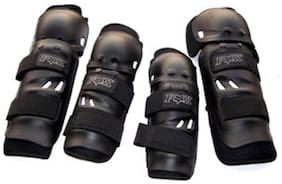 Delhi Traderss Fox Motorcycle Elbow And Knee Guard Pads