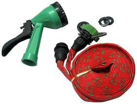 Divavo Multifunction Car Wash Water Gun Spray Gun Nanomaterials Pipes Hose10 M