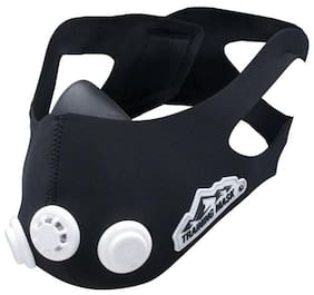 Dolphy Fitness Training Mask with Three Resistance Valves (Medium)