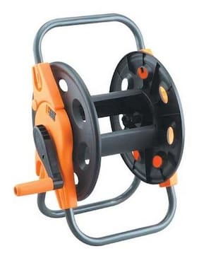 Dolphy Portable Garden Water Hose Reel Cart