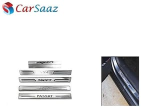 Door Stainless Steel Sill Plate/Foot Step Plate For  Datsun Go