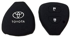 DreamPalace India Silicon Key Cover for Toyota Innova