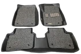 Eagle-Luxury Custom Fit 5D with Grass Car Floor Mats For Mahindra-XUV500