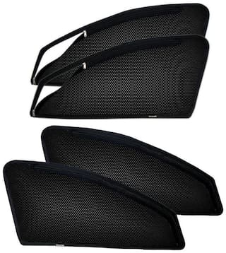 Eagle-Premium Magnetic Curtain with Zipper for Maruti Suzuki-Baleno