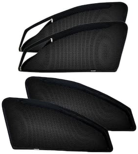 Eagle-Premium Magnetic Curtain with Zipper for Honda-Jazz