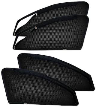 Eagle-Premium Magnetic Curtain with Zipper for Maruti Suzuki-Celerio