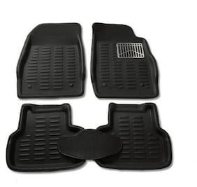Eagle-Premium Quality Custom Fit 3D Plain Car Floor Mat For Maruti Suzuki-Swift