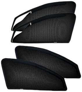 Eagle-Premium Magnetic Curtain with Zipper for Hyundai-i10