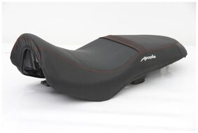 TVS Accessories Eco Seat Cover for Apache (Black)