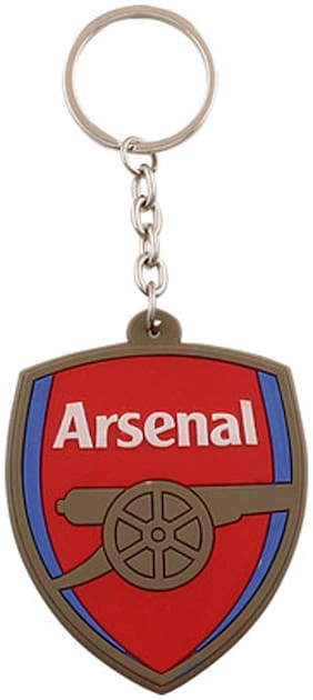 Egizmos Arsenal Football Club Silicone Key Chain