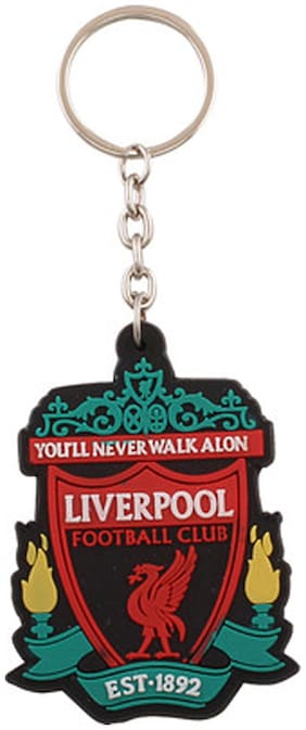 Egizmos Liverpool Footbal Club Silicone Key Chain