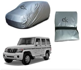 Car Cover/Car Body Cover/Water Proof Car Body Cover For MAHINDRA BOLERO