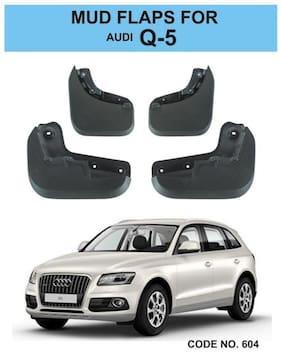 EKRS - Premium Quality Car O.E Type Mud Flaps ( Front & Rear Mud Flaps ) For - Mud Guard - AUDI Q-5