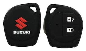 ElectriBles Maruti Suzuki Silicone Car Key Cover For Swift/Ritz/Dzire /Ertiga /Sx4 /Astar /Wagonr /Celerio (1 pc.)