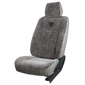 Elegant Europa Safari Light Grey Fabric Car Seat Cover For Maruti Ertiga (2012-2014)