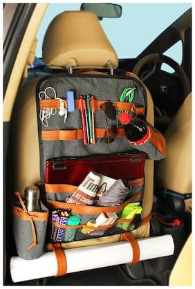 Elegant Executive Car Back Seat Organizer For Honda Amaze