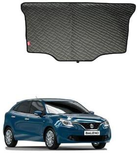 Elegant Magic Black Rear Car Boot (Dicky) Mat for Maruti Suzuki Baleno New [2015-2017]
