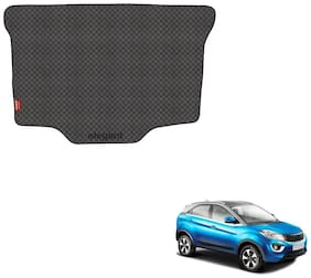 Elegant Magic Black PVC Car Dicky/Boot/Trunk Mats For Tata Nexon