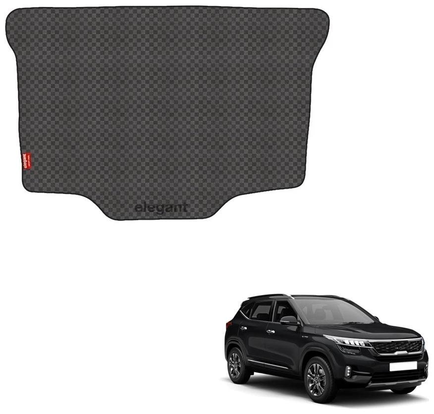 5pce Rubber Car Mats /& Rubber Boot Trunk Liner Mat For LANDROVER DISCOVERY 3