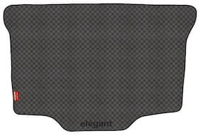 Elegant New Magic Black Rear Car Boot (Dicky) Mat for Chevrolet Spark