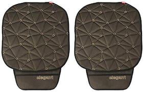 Elegant Space CoolPad Car Seat Cushion Black and Grey For Hyundai I20 Active