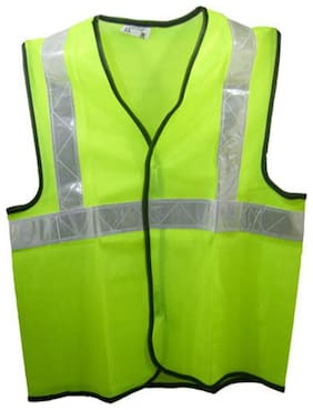 Elph Reflective safety Jacket Piece 1