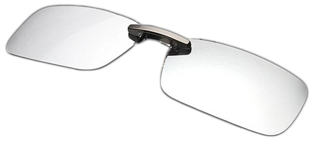 6190471daac https   assetscdn1.paytm.com images catalog product . Enem Day Vision  Polarized Silver Mirror Finish Clip-on Flip-up Metal Clip Driving