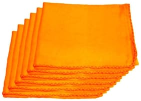 Ezee Car washing cloth / vehicle cleaning Cloth ( Pack of 6 )