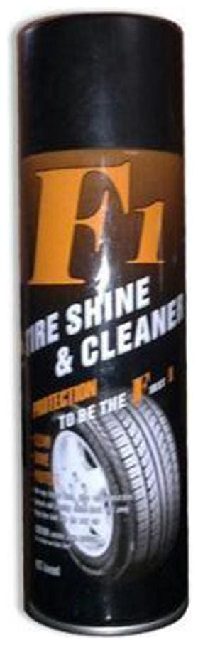 F1 Tire Shine And Cleaner