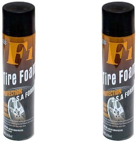 F1 Tyre Foam Cleaner ( Set Of 2 )