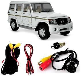 Car Camera LED Night Vision Waterproof Car Rear View Reverse Parking Camera For Mahindra Bolero