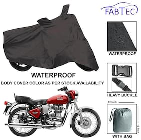 Waterproof Bike Body Cover For RE Electra 350 Bike Cover With Storage Bag & FREE Microfiber Glove