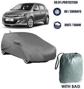 Car cover Hyundai i20 Heavy Duty Material Car Body cover with Mirror & Antenna Pockets with Free Storage bag  !